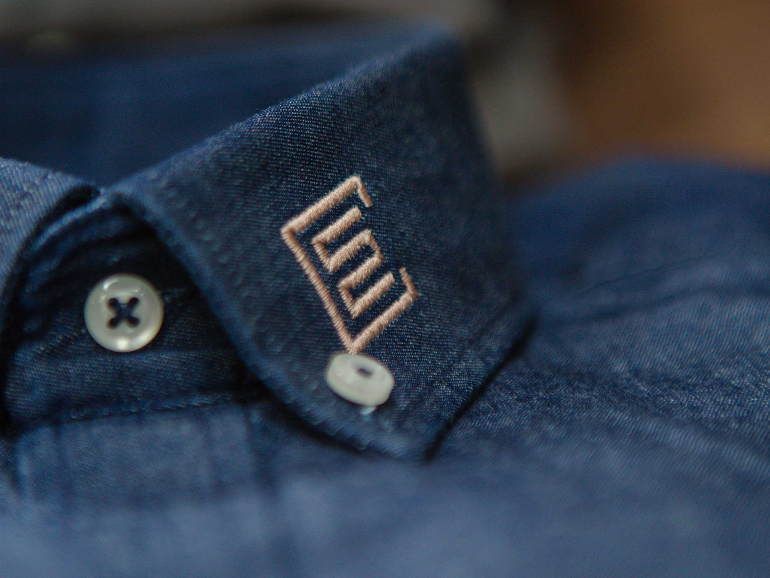Stick | Hemd-Bluse (VEREDELWEISS)